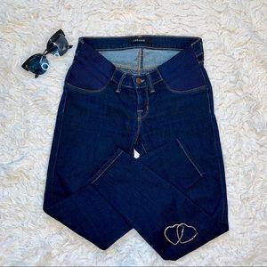 J brand mama j stretch maternity skinny jeans